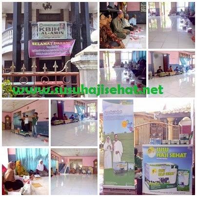Manasik Haji Kbih Al Amin, Desa Sukatani Cilamaya Wetan Karawang Timur