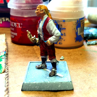 Battle Gaming One; Pathfinder Miniature