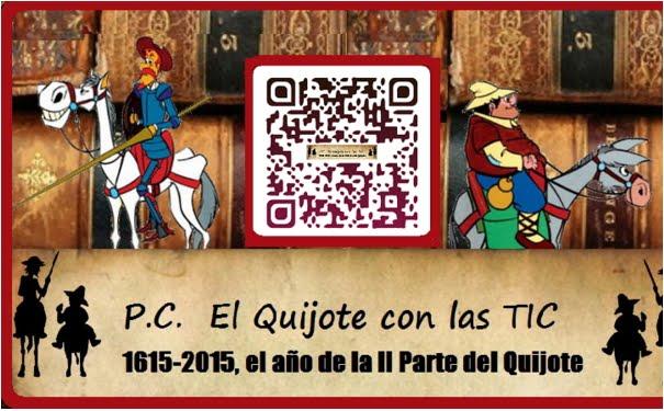 P.C. El Cervantes con las TIC