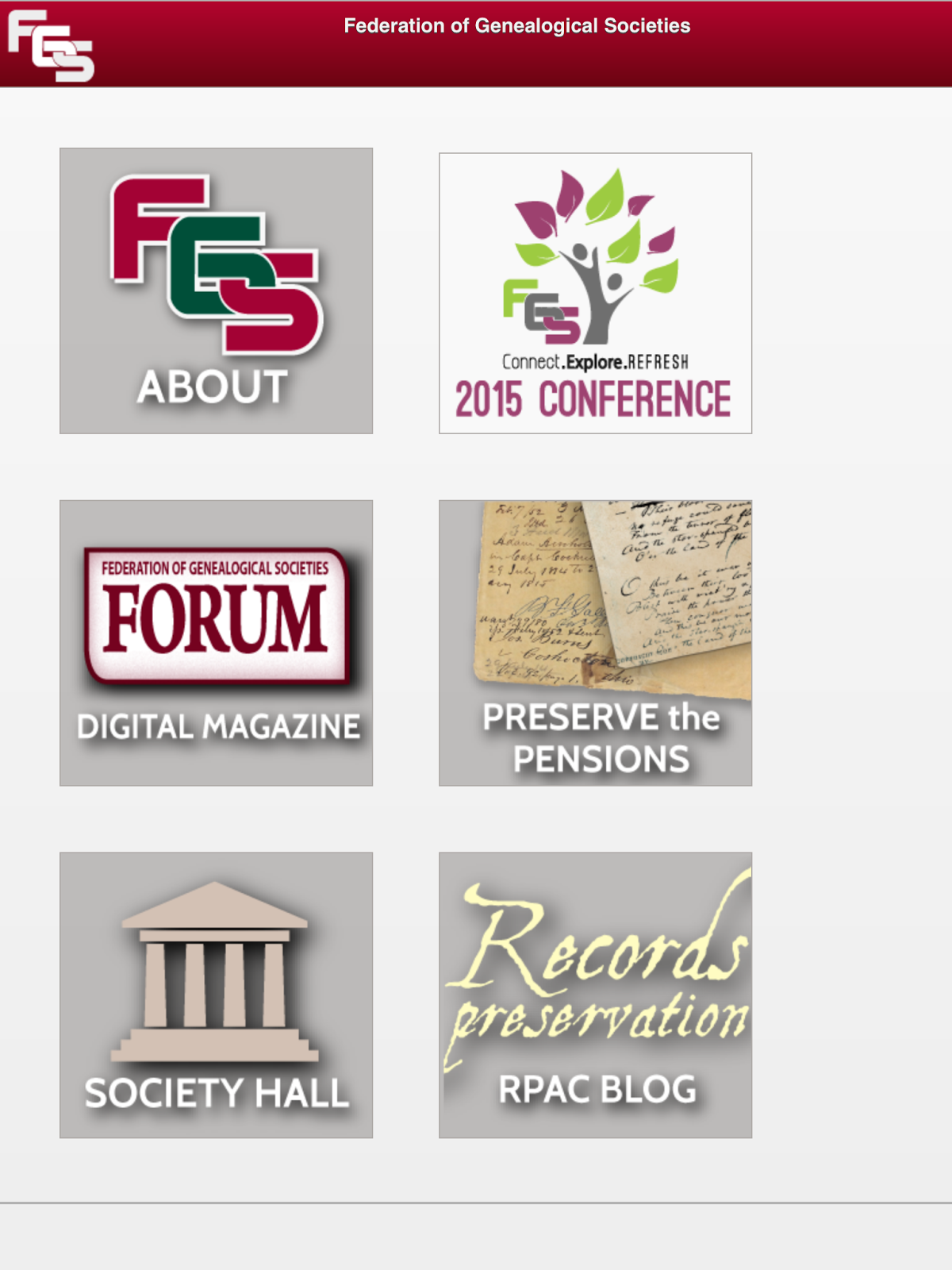 Genealogy Resources at Your Fingertips