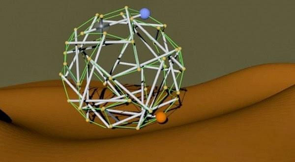 Robot NASA Pada Masa Mendatang Bakal Berupa Skwish