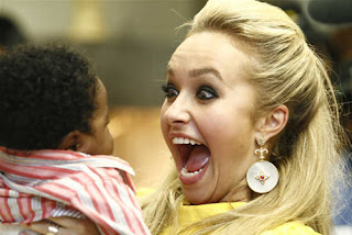 Funniest Pictures of Celebrities: Hayden Leslie Panettiere