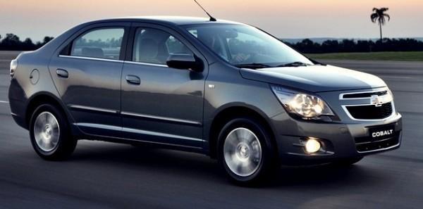 Fotos del nuevo Chevrolet Cobalt 2013 para Argentina