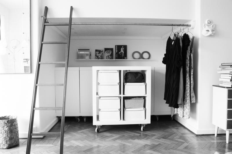 Compact Living Tips Kok : For att fo plats med allt man behover i en etta for man tonka