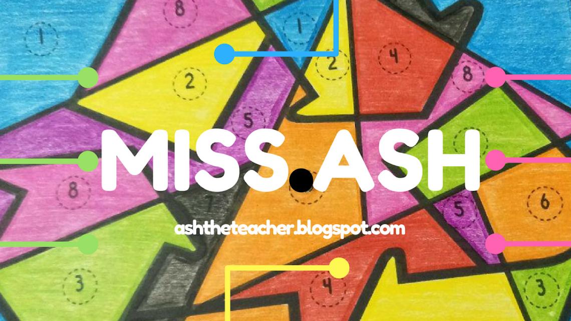 ASH THE TEACHER