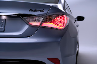 2011 Hyundai Sonata Hybrid Wallpapers