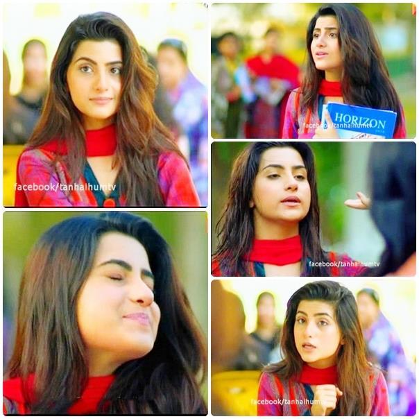 Sohai Ali Abro Drama Serial Tanhai Scenes
