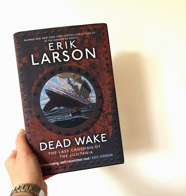 Dead Wake Review Lit Nerd