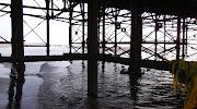 Blackpool Beach, Lancashire. (dscf )