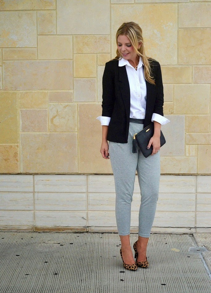 Chic Style Idea Gray Black and White
