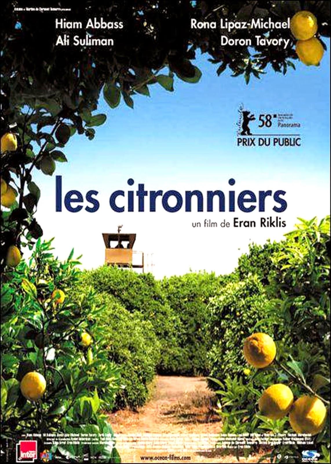 Los limoneros (2008) Drama