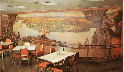 columbus bicentennial the mural at mills buffet. Black Bedroom Furniture Sets. Home Design Ideas