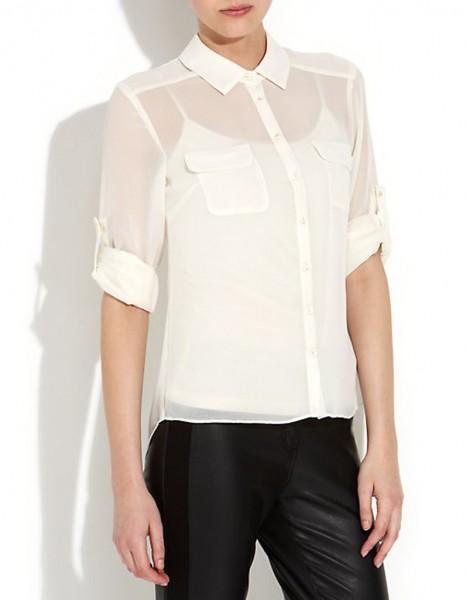 mode fashion et tendance la chemise blanche pour femme. Black Bedroom Furniture Sets. Home Design Ideas