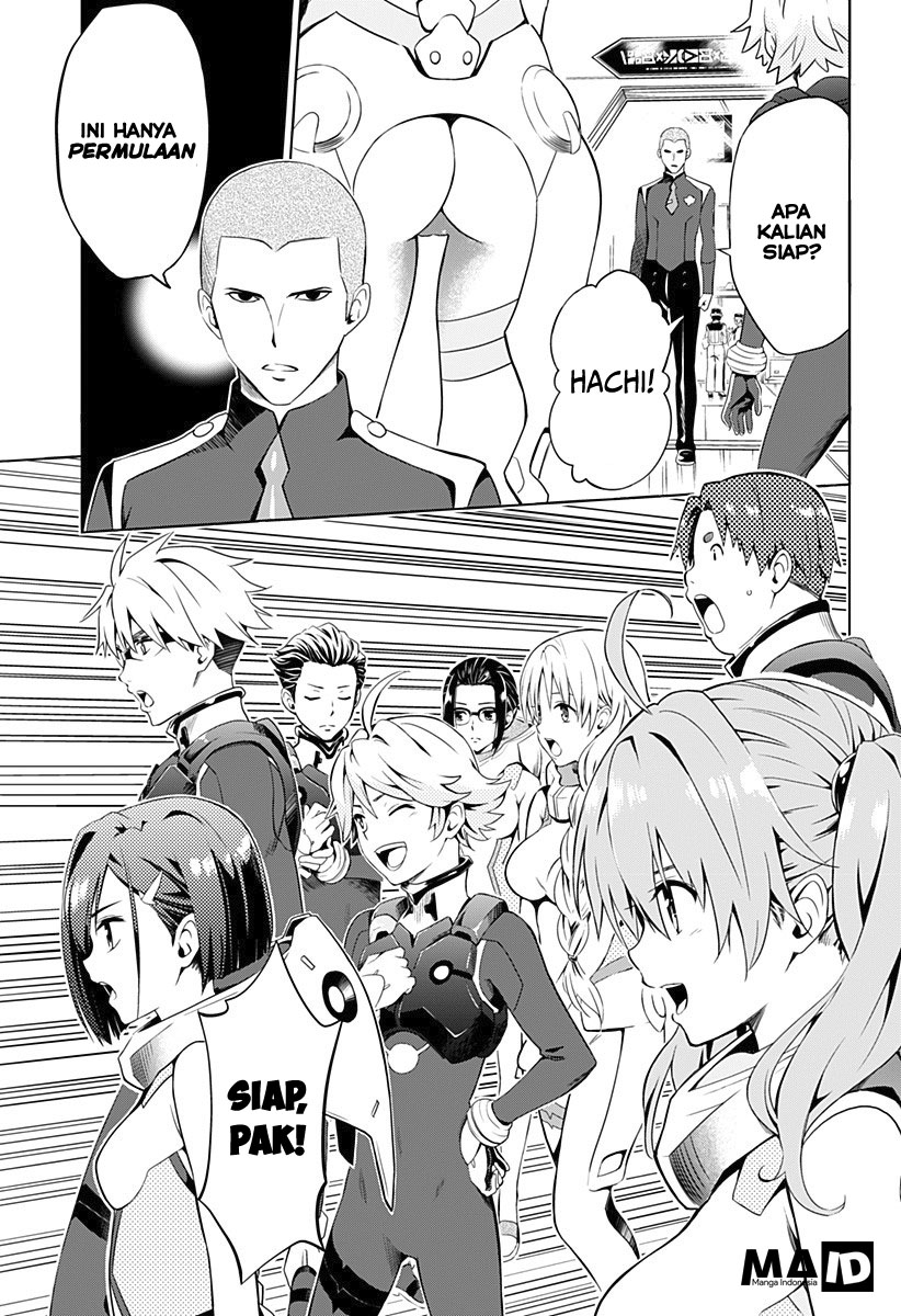 Darling in the FranXX Chapter 01-59