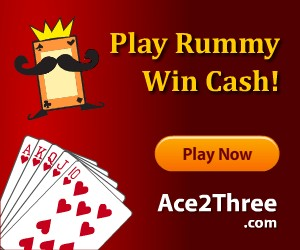 Rummy is not only the game to love but also to win use your skills