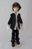 textile doll OOAK