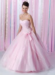 Pink Wedding Dress Photos