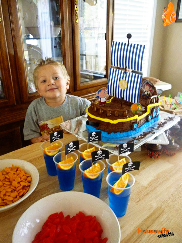 Decorating Ideas > Jake And The Neverland Pirates Birthday Party  Housewife  ~ 025644_Birthday Party Ideas Jake And The Neverland Pirates
