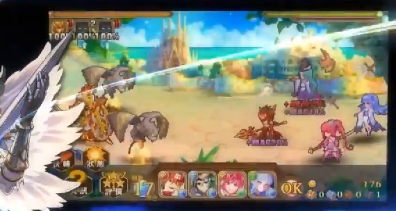 Heroes of Valhalla - X-Legend first mobile game