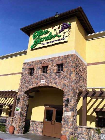Does Olive Garden Have Gluten Free Menu Items