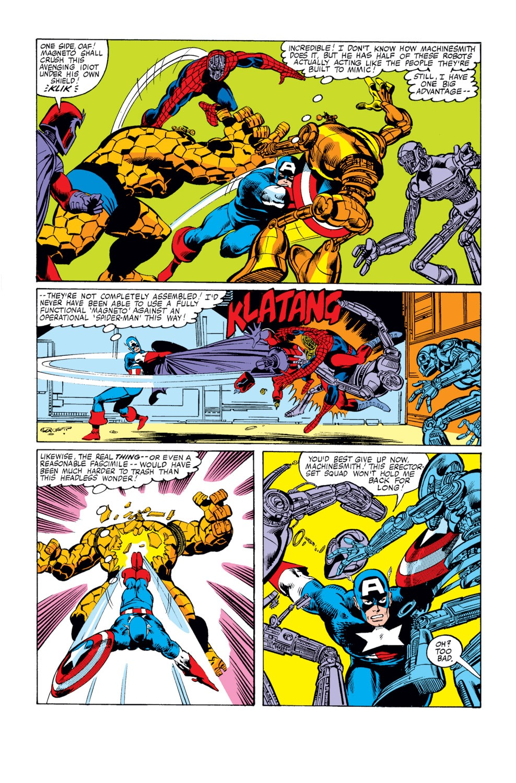 Captain America (1968) Issue #249 #164 - English 11