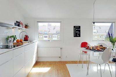 dapur cantik15 30 Ide Desain Dapur yang Cantik dan Menarik