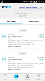 Get Rs 25+ Paytm Cash from Qikwell Android app [sign Up and get rs 25]