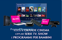 Logo Lindt ti offre Sky Online