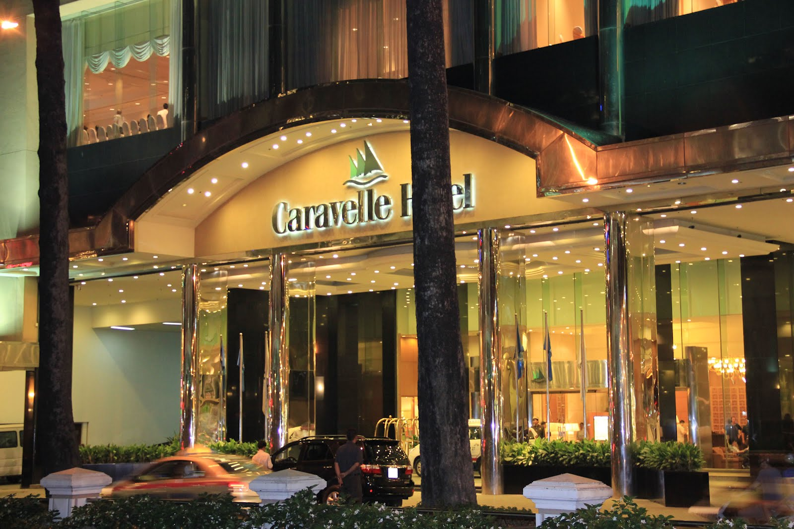 Hotel Caravelle Ho Chi Minh Vietnam