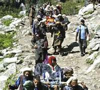 Amarnath Yatra via Pahalgam 07 Days / 06 Nights
