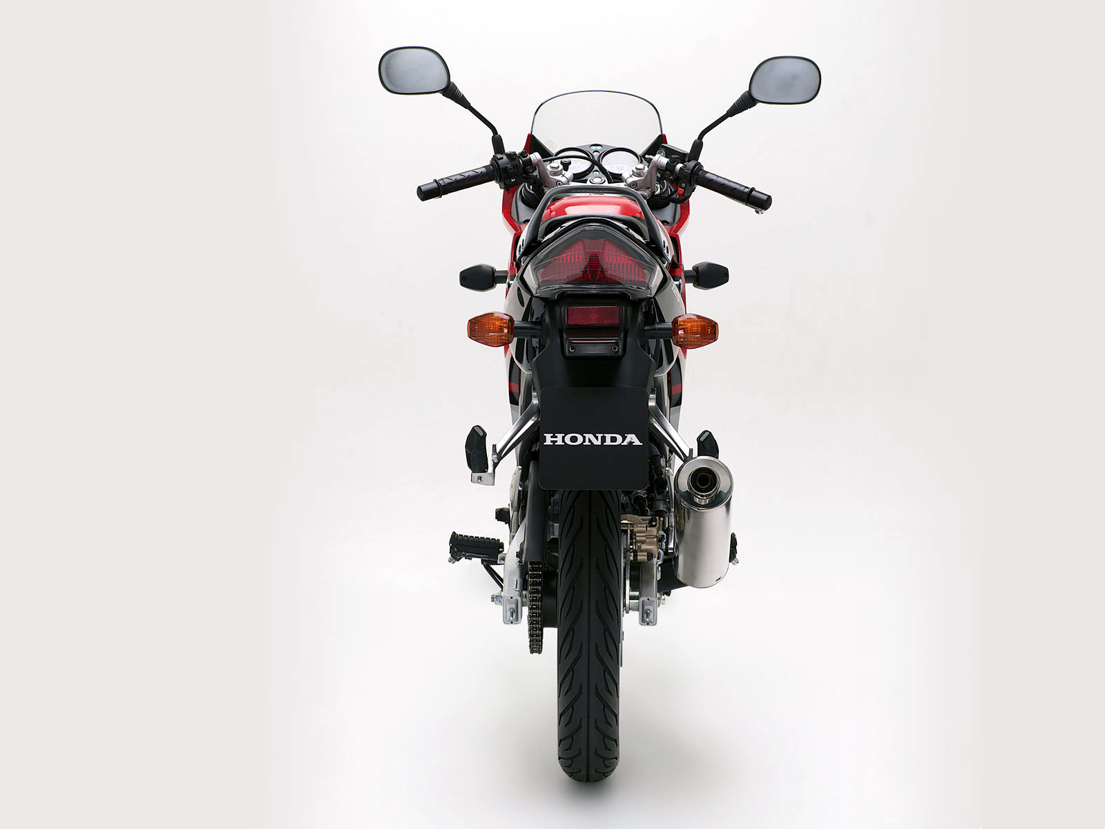 2006 Honda Cbr125r Motorcycle Desktop Wallpaper