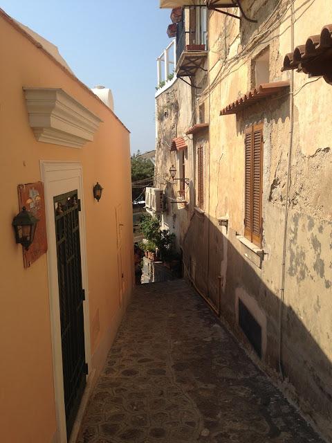 Passage, Positano, Amalfi Coast, Italy