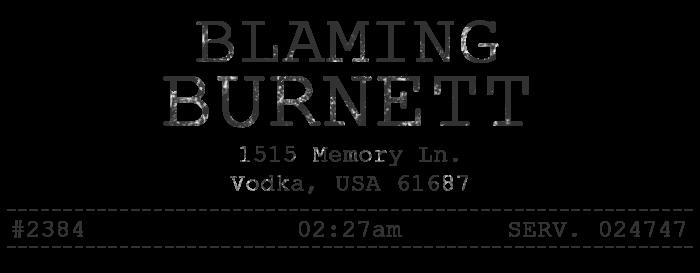 Blaming Burnett