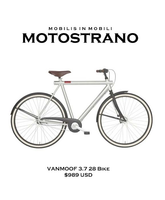 VANMOOF 3.7 28 Bike