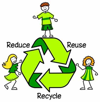 Ecolog a y medio ambiente for Dibujos de las 3 r
