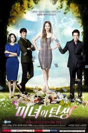 sinopsis drama korea birth of a beauty