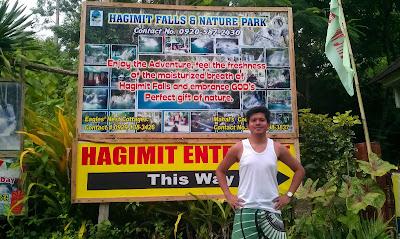 Hagimit Falls Davao