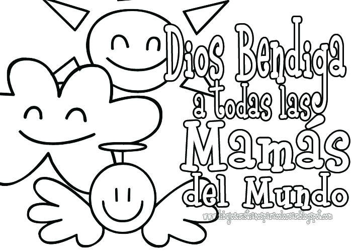 Cristianos dia de las madres para imprimir - Imagui