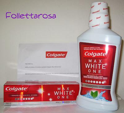 colgate max white one opinione