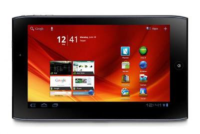 Acer Iconia Tab A101, Tablet Harga 2 jutaan 7 Inci