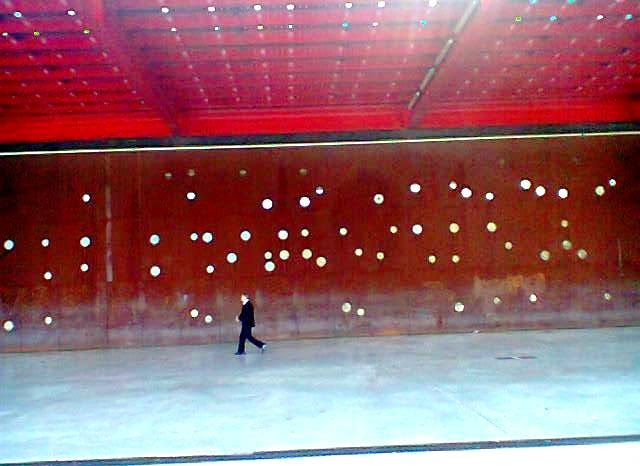 forum barcelona i l'arquitectura