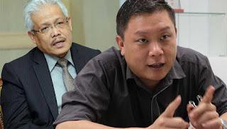 Hamzah Zainuddin menteri angkuh – ADUN DAP