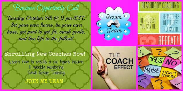 Learn more about being a Beachbody Coach