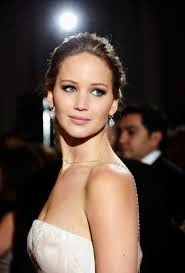 Adult picture: Jennifer Lawrence