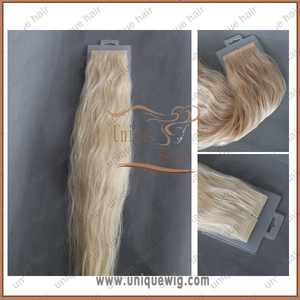 indian tape hair extensions 40 pieces