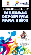 Jornada Deportiva Infantil La Manga