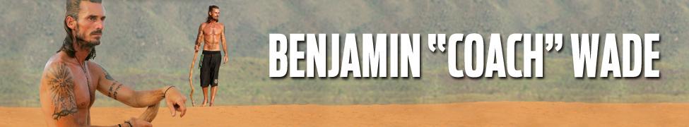"""Benjamin """"Coach"""" Wade"""