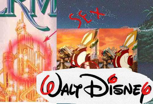 Disney Racism, Sexism, Satanism, and Pedophilia