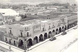 Portales del centro de Tepic