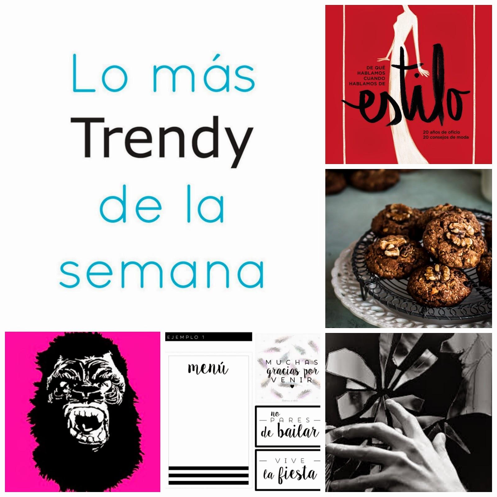 Lo mas trendy de la semana planes recomendaciones fin de semana Madrid estilo lifestyle